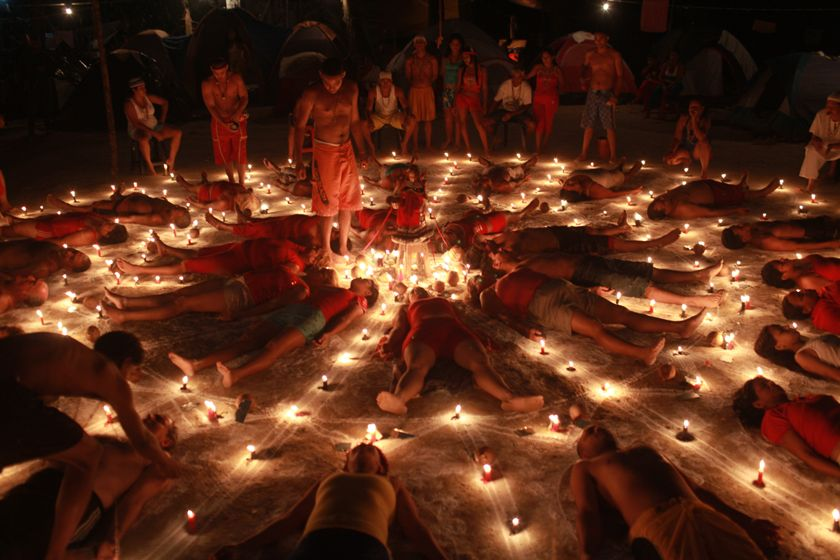 Uncovering the disgusting ritual of using menstrual blood to keep lovers