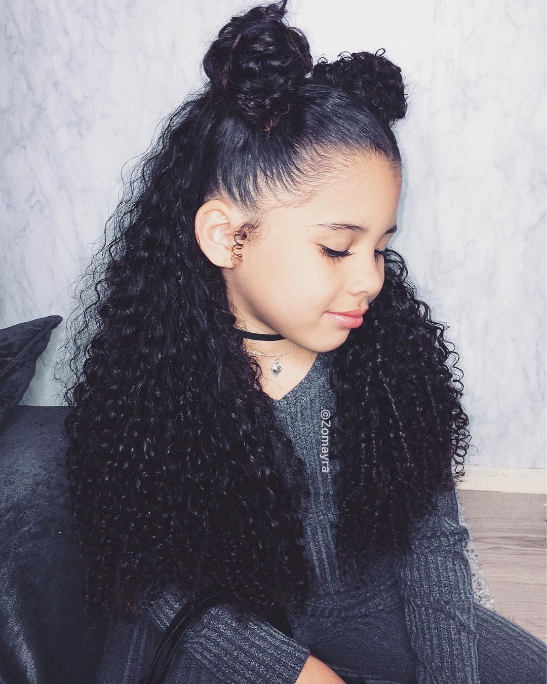 Hairstyles For Mixed Toddlers With Curly Hair Extraordinary 137K Likes 109 Comments  Beautiful Mixed Kids