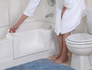 Retrofit Your Bathtub With A Safeway Tub Door And Keep Your Bathtub AND  Alternative Walk In Shower
