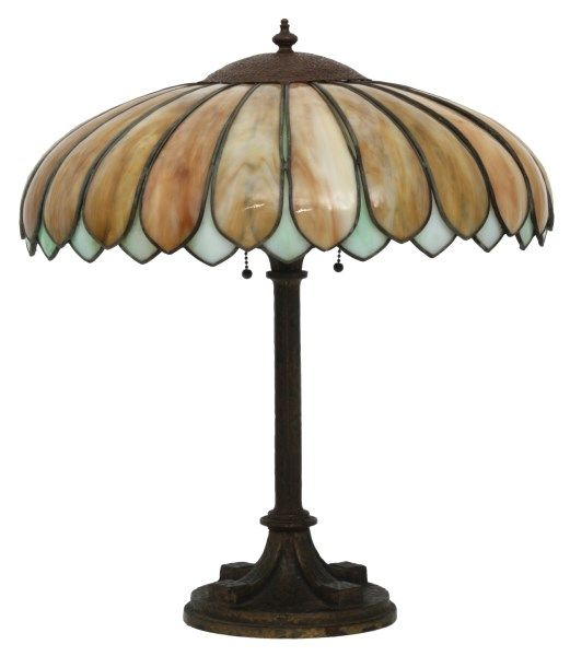 John morgan sons bent panel floral table lamp candeeiros de john morgan sons bent panel floral table lamp mozeypictures Gallery