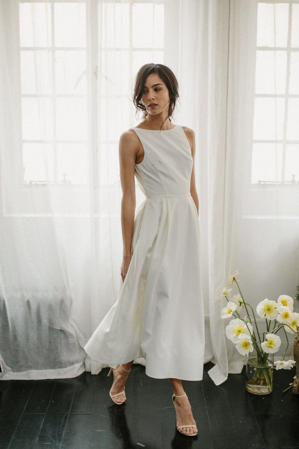 Alexandra Grecco - Annika Dress | Midi dress | Pinterest