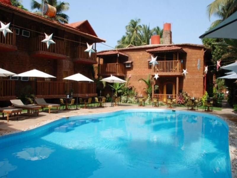 Goa Sea Breeze Village India, Asia Sea Breeze Village is conveniently located in the popular Calangute area. Both business travelers and tourists can enjoy the hotel's facilities and services. Take advantage of the hotel's car park, room service, airport transfer, family room, restaurant. Guestrooms are designed to provide an optimal level of comfort with welcoming decor and some offering convenient amenities like television LCD/plasma screen, air conditioning, desk, mini bar,...