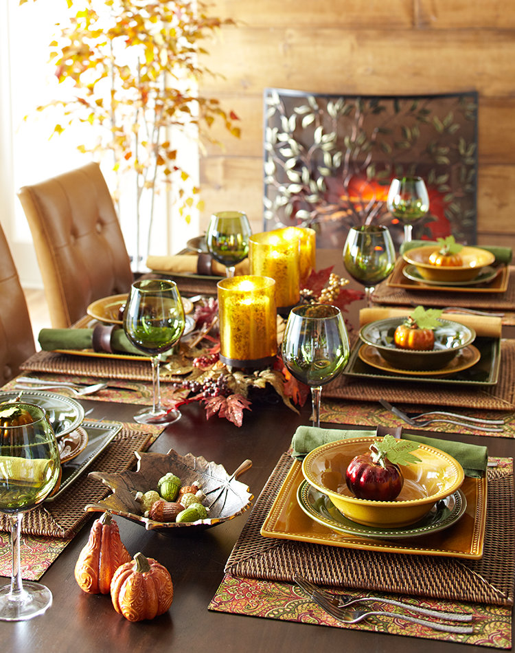 Pin By K A R L A On Fall Thanksgiving Thanksgiving Table Decorations Fall Table Settings Fall Table Decor