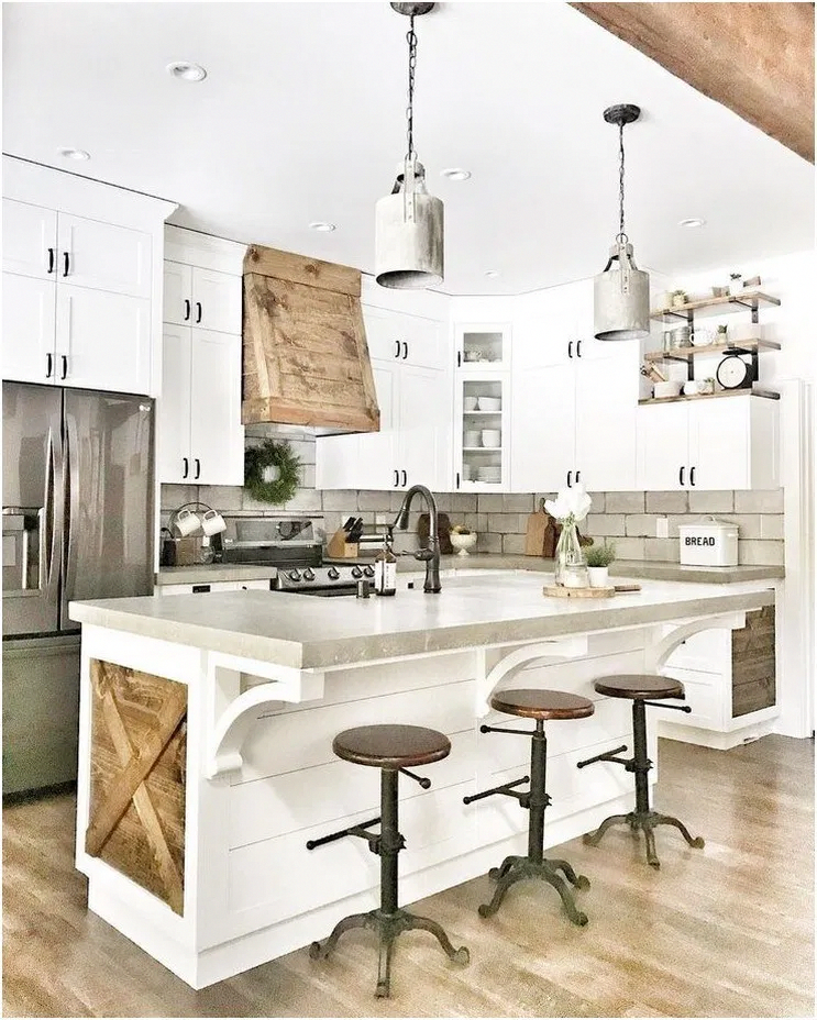 26 Example Kitchen Remodel Idea & Design That will Inspire ...