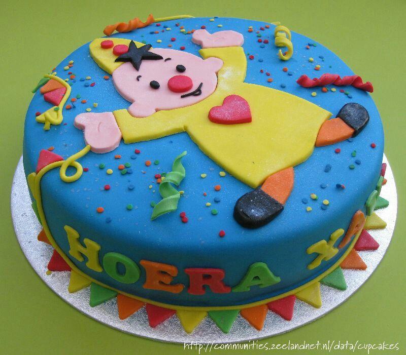 bumba taart, zou leuk zijn voor lucas zijn verjaardag! | bumba