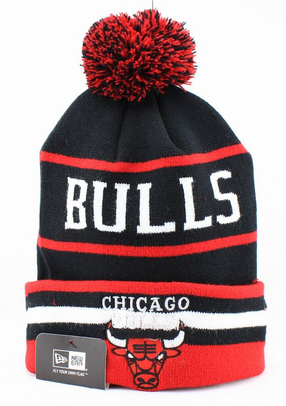 NBA Chicago Bulls Beanies (14)  5feb47f139f