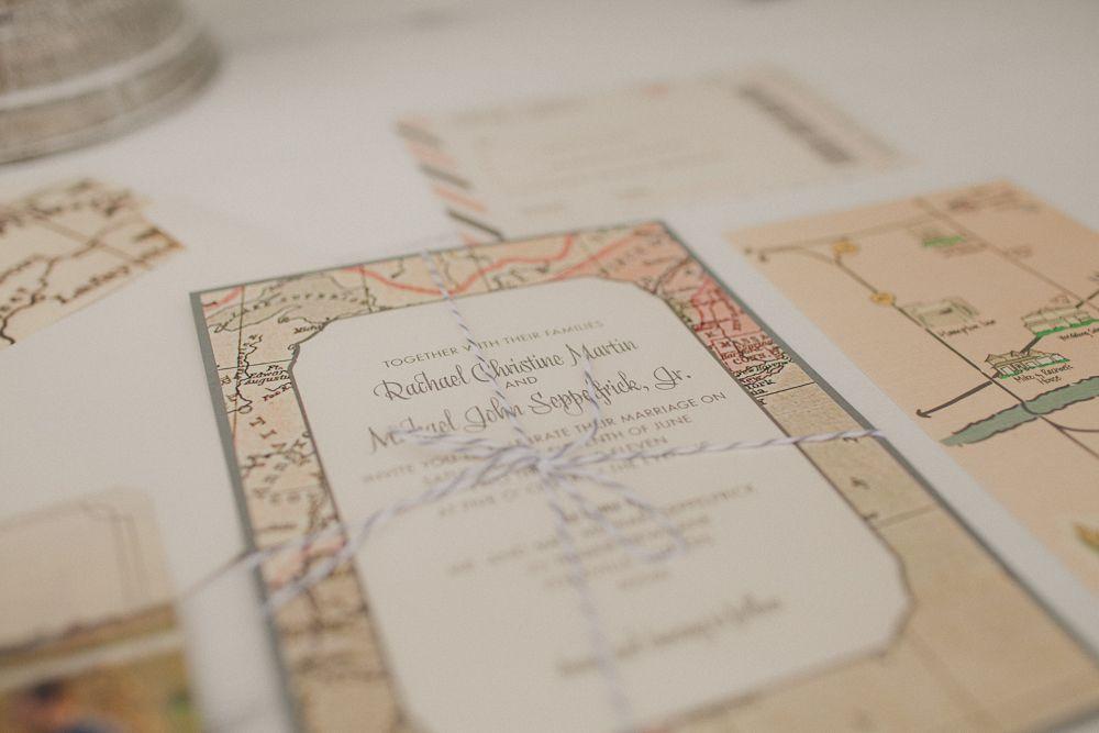 Wedding Invitation Map Maker: Cards, Invites, (paper) Etc