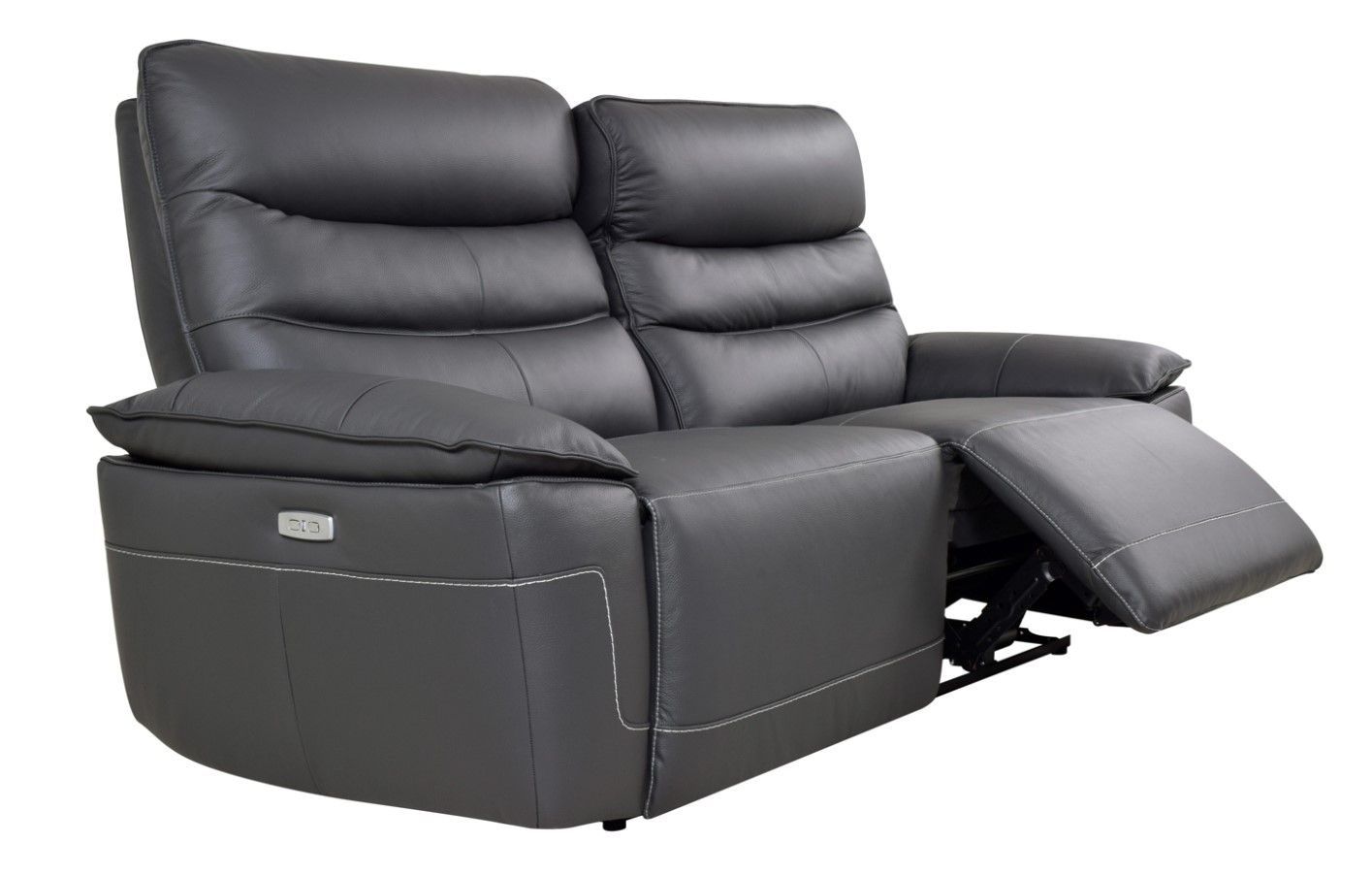 Canape 3 Places 2 Rlx Electri Evogg Cuir Pas Cher Canape But Iziva Com Canape Relax Canapes Tendance Canape Pas Cher