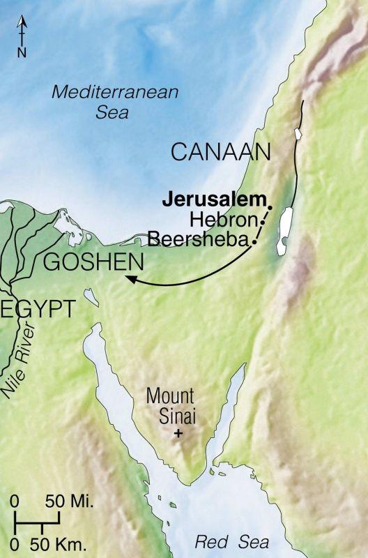 Une histoire abrégée de l`Ancien Testament – (avec images et cartes géographiques) F7b98e5429cc1d95b1cff31557e71cba