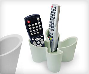 Organize Tv Remotes In Cool Manner In This Remote Holder Organize Style Tv Remote Holder Remote Control Holder Tv Remote Holder