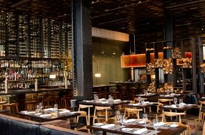 Colicchio and Sons. You can find teh chef\'s recipe for Bacon ...