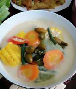 Resep Sayur Lodeh Khas Sunda Resep Makanan Indonesia Fotografi Makanan