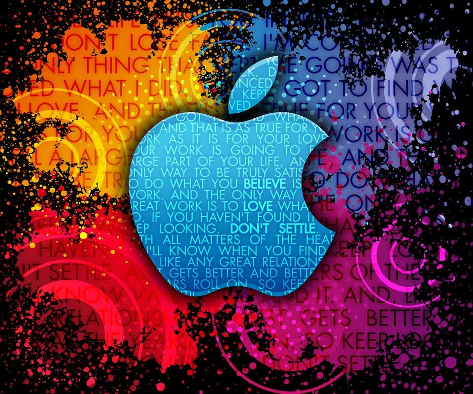 Ipad Wallpaper Quotes Hd Wallpapers Designs Apple Iphone 5 5s Colorful Backgrounds Logo Logos