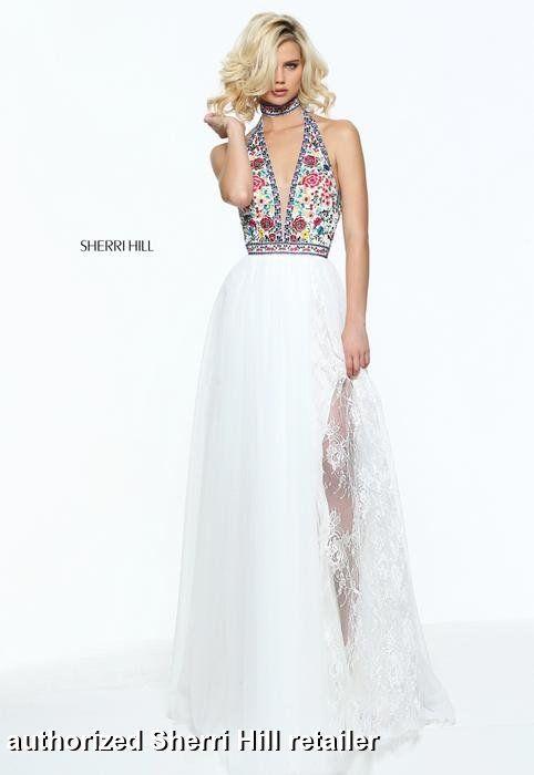 Sherri Hill 51023 New Braunfels Prom Austin Prom San Antonio Prom ...