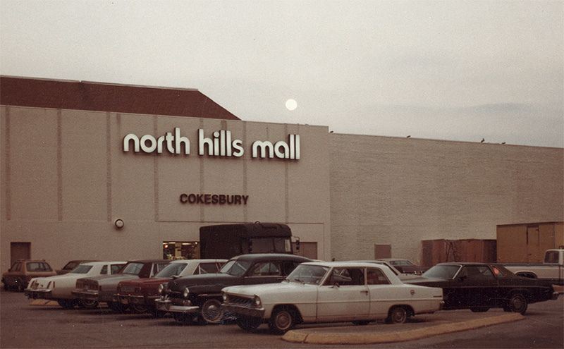 when north hills used to look like this picture circa 1987 historical pictures historical pictures pinterest