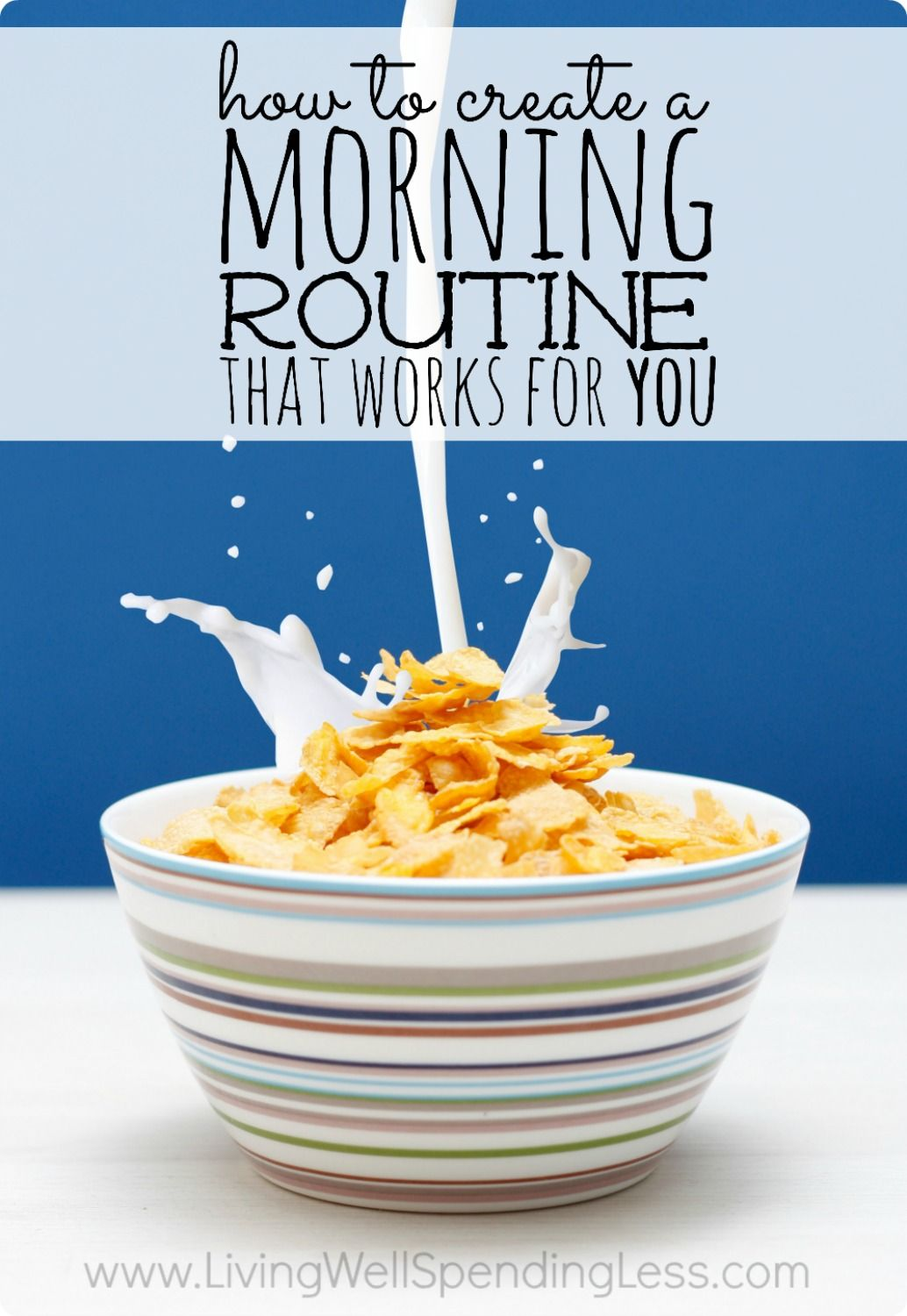 Do You Ever Wish You Could Run Your Mornings On Autopilot