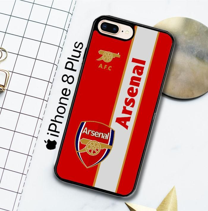 low priced 58044 f63be Arsenal Logo Red Z4340 iPhone 8 Plus Case | Products | Iphone 8 plus ...