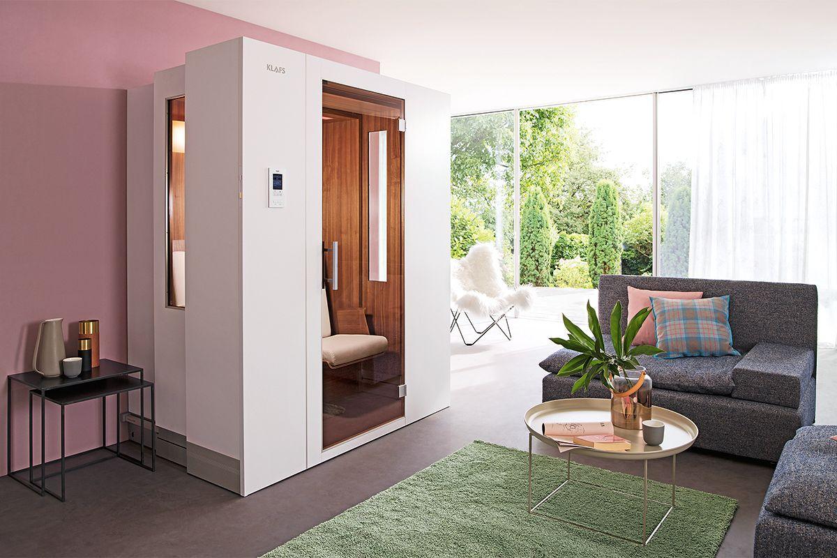 Moderne Saunakabinen Fur Zu Hause Wohnen Schoner Wohnen Luxus Badezimmer