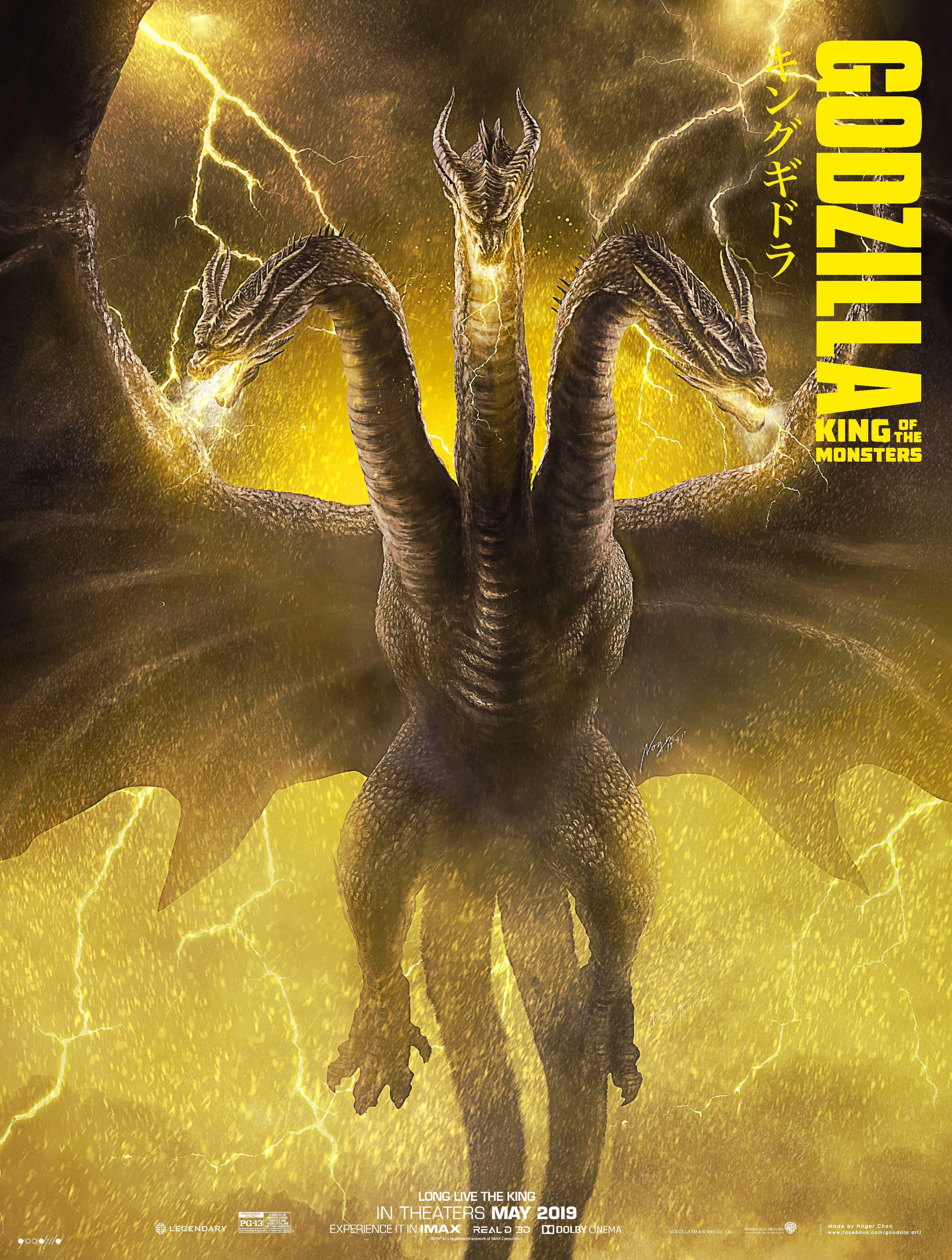 キングギドラ Godzilla Wallpaper Godzilla All Godzilla Monsters