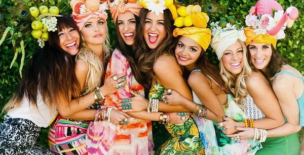 Beach Bachelorette Party Ideas With Images Palm Springs Pool