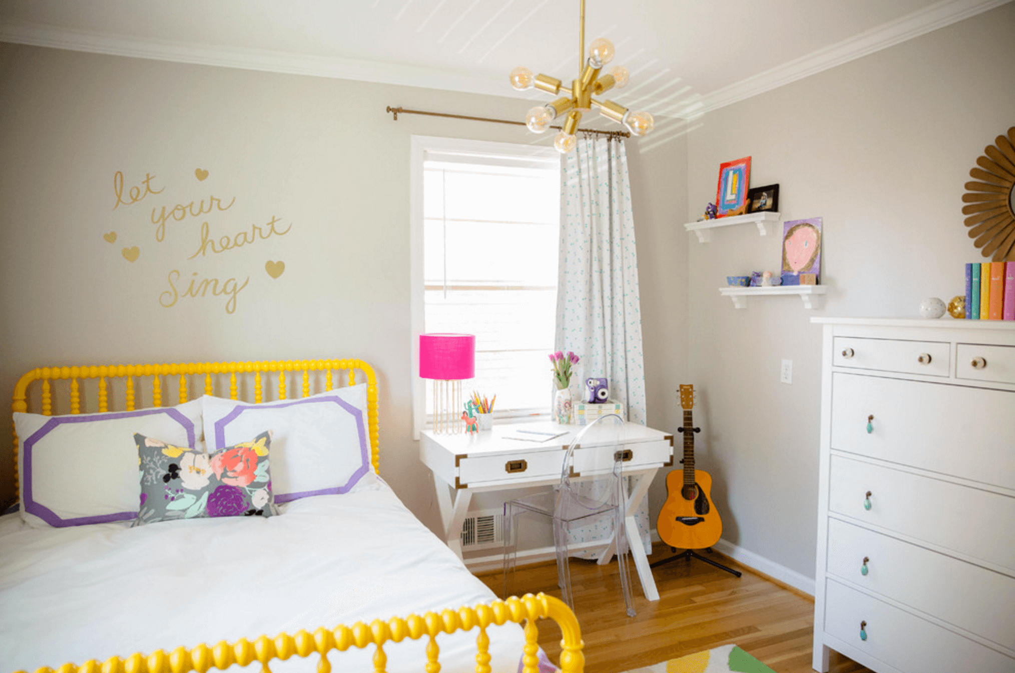 Real Estate 28 Whimsical Ways We Add Color To A Kids Room