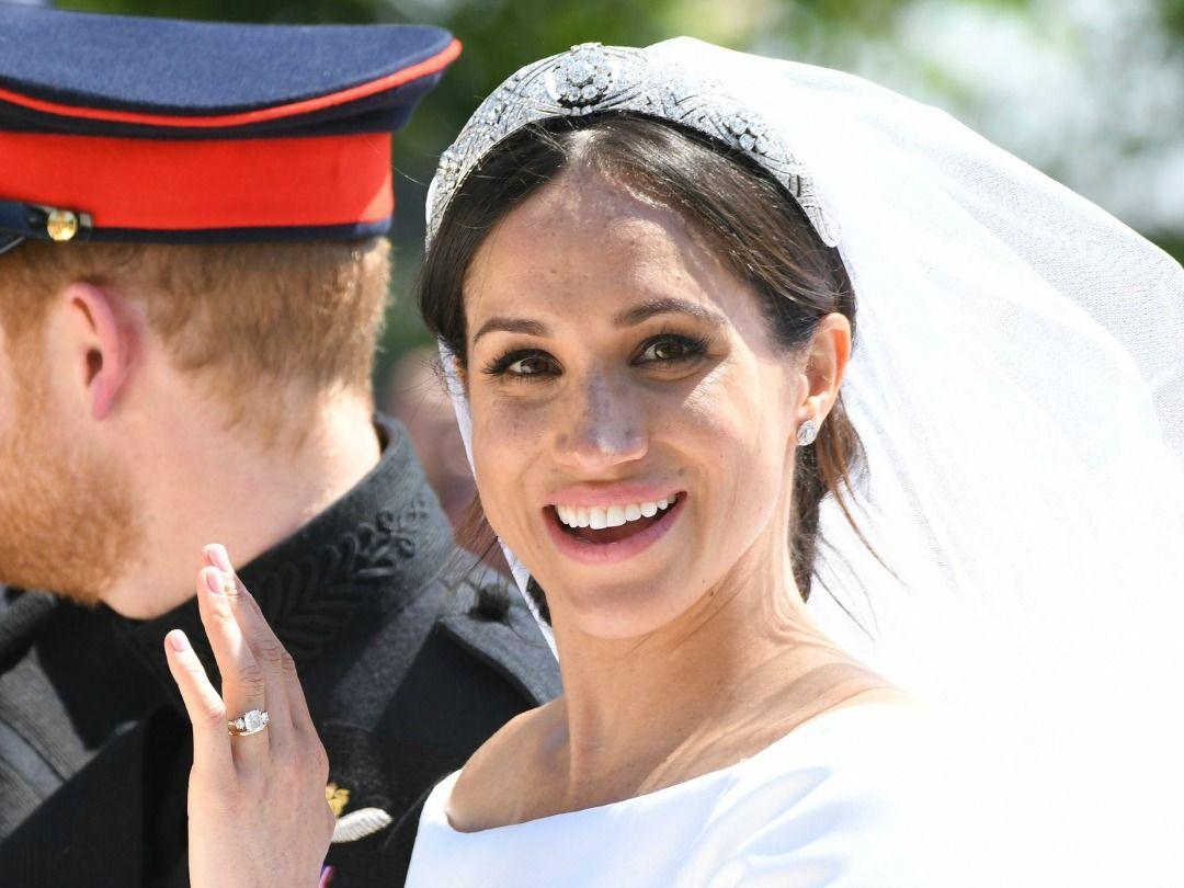 Meghan Markles Makeup Artist Dished On Her Wedding Day