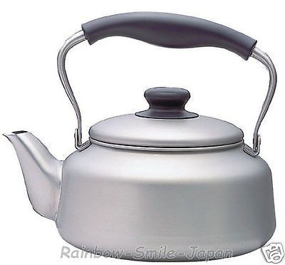 Sori Yanagi Design Stainless Kettle 2.5L Matte finish JAPAN