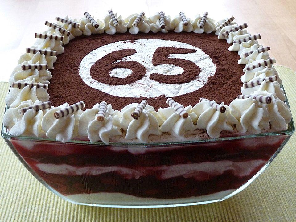 Windbeutel Dessert von mima53 | Chefkoch