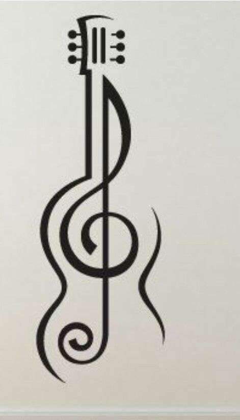 Easy To Draw Music Notes : music, notes, WANNA, Music, Notes, Drawing,, Tattoo,, Drawings