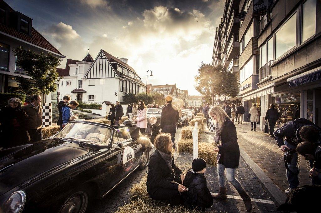 Knokke Het Zoute vormt van 9 tot 12 oktober al voor de vijfde keer het decor van de ZOUTE GRAND PRIX®.