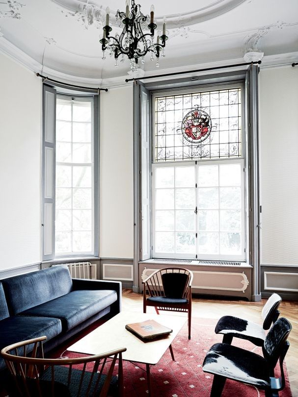 Inside the 17th Century headquarters of haute couture house Viktor & Rolf - Vogue Living