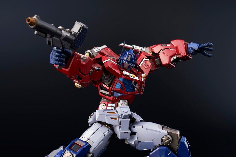 Crazy Toys Optimus Prime Head Resin Statue Astray New