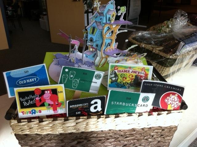 Classroom Theme Basket Ideas ~ Creative gift card basket ideas ms