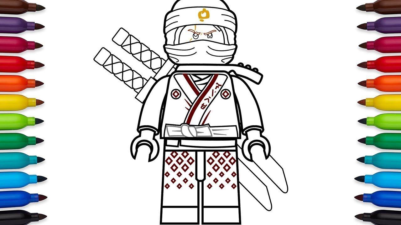 lego ninjago malvorlagen zum ausdrucken youtube  aiquruguay