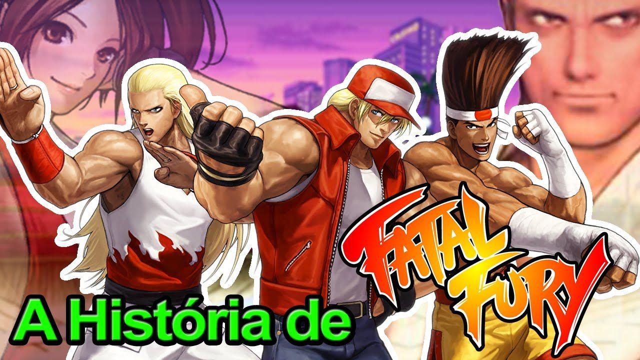 A História de Fatal Fury