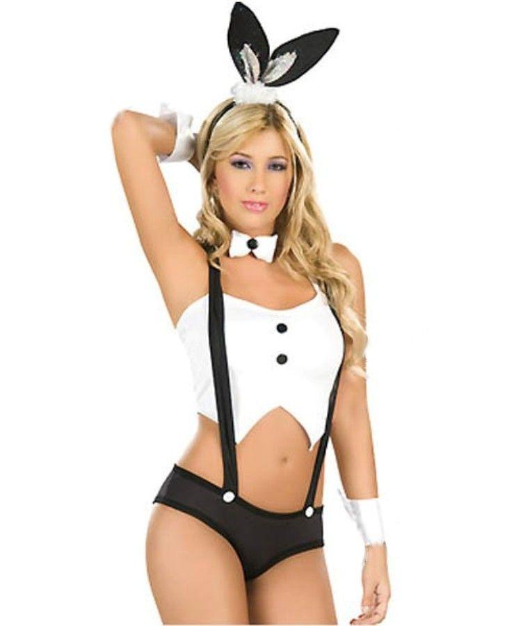 Девушки плейбой в костюме зайки онлайн фото 553-789