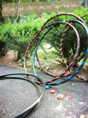 hula hoops for july 4th