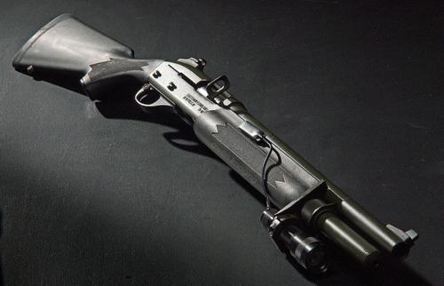 Wilson Combat Remington 1187    What a sexy looking shotgun