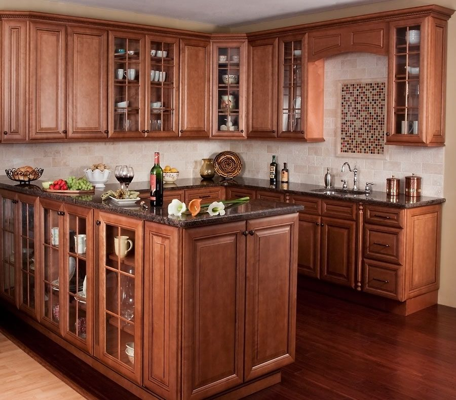 Walnut - Discount RTA Kitchen Cabinets - Kitchen Cabinets | In Stock ...
