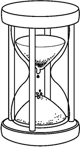 Reloj De Arena Dibujo Cerca Amb Google Reloj De Arena