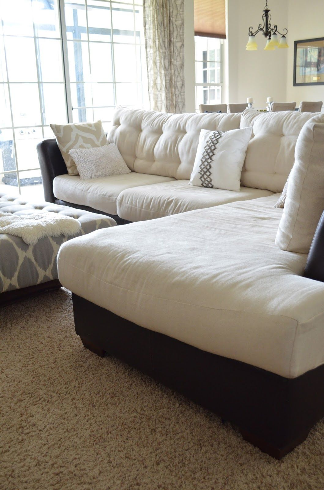 Upholstery Couch Diy Diy Reupholster Couch Cushions Easy Craft Ideas