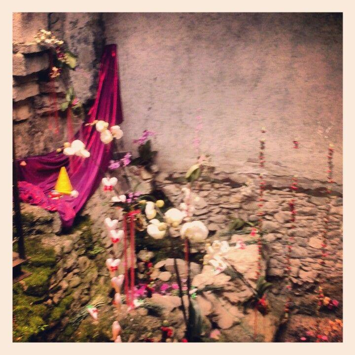 Banys arab temps flors