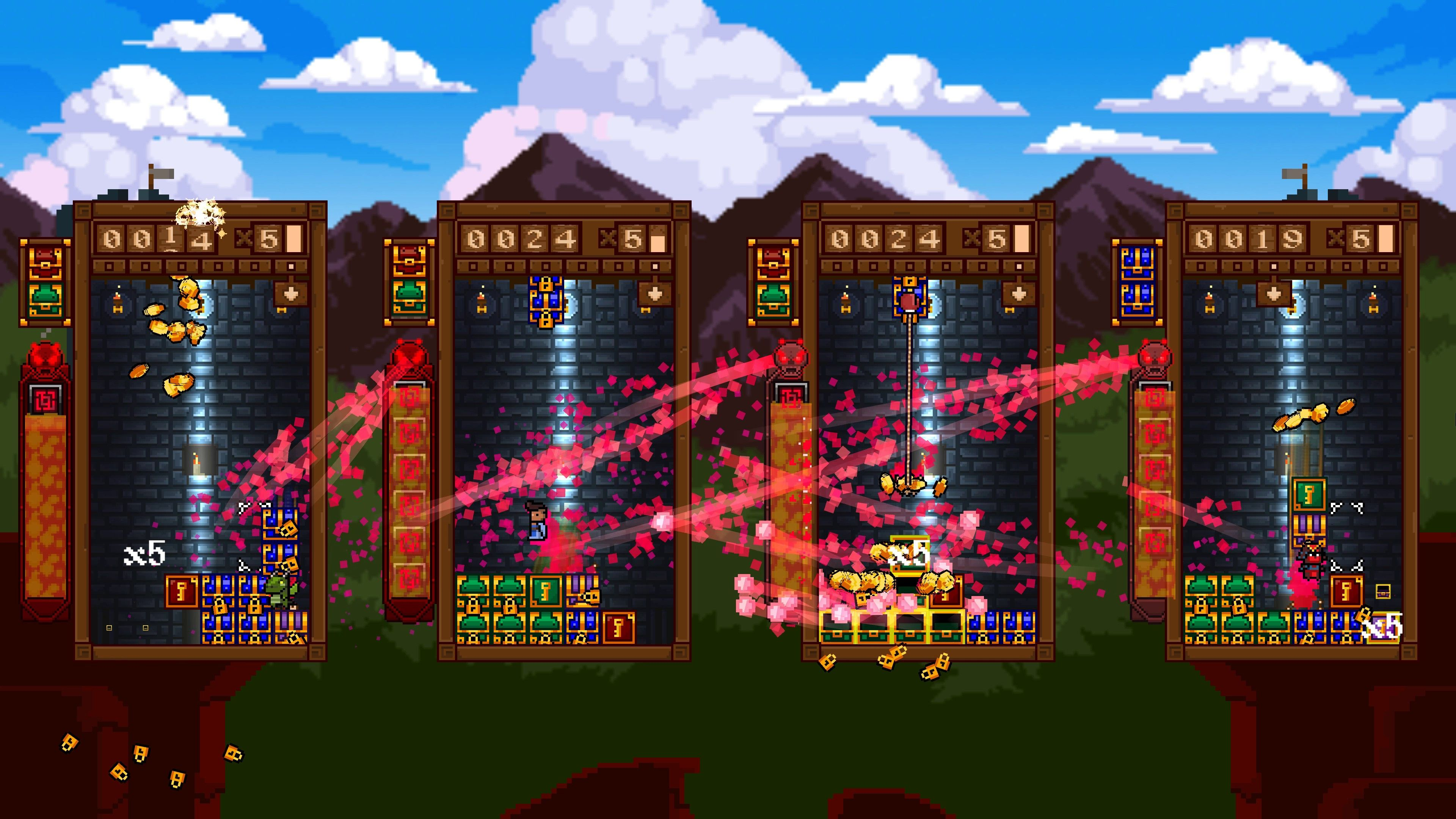 Treasure Stack Coming Soon to Xbox One and CrossPlayable