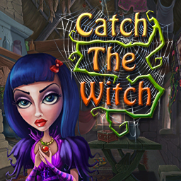 Catch The Witch Join A Young Witch Striving To Master Her Skills In An Exciting Hidden Object Puzzle Game Wildtangent Puzz Hidden Object Games Witch Games