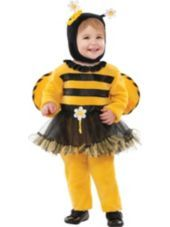 Baby Bitty Bee Costume - Party City | Halloween | Pinterest | Costumes