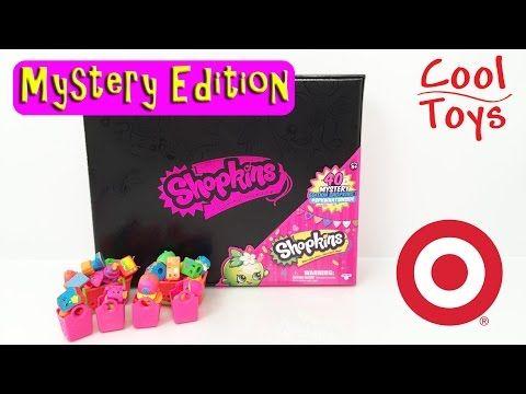 unveiling 40 mystery edition season 3 shopkins target exclusive november 1st cool toys disney princess dolls target exclusive pinterest