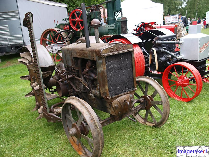 rare vintage tractors values and links to see very good | Tractors ...