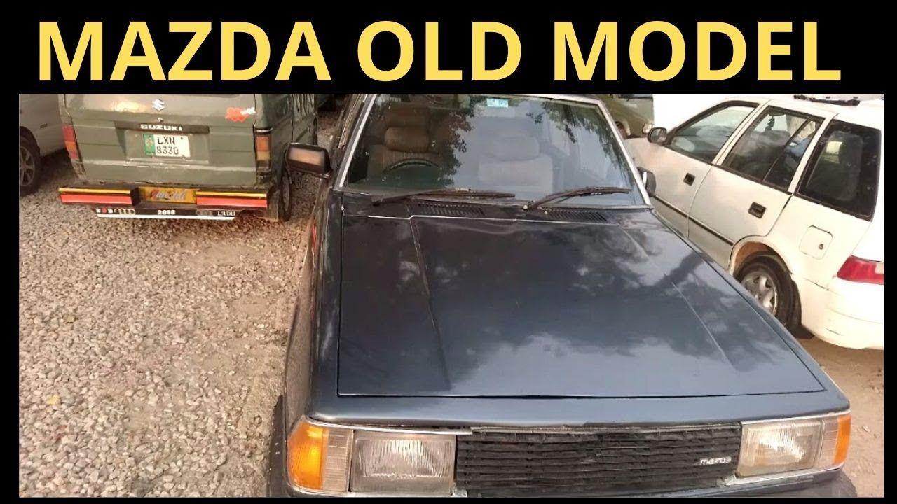 MAZDA OLD MODEL CAR FOR SALE IN PAKISTAN MAZDA CAR PRICE