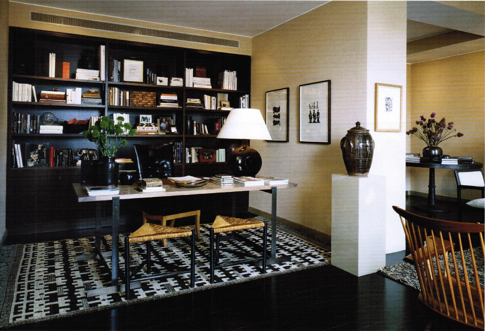 Studio reed jonathan reed s spare crafted interior design - Jonathan Reed