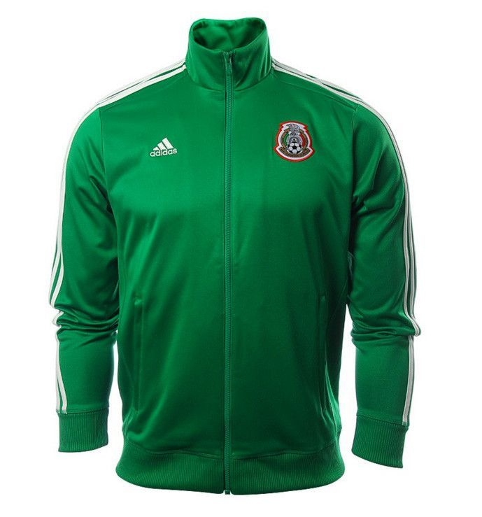 3b047f18aee Mexico soccer jacket for supporters of el Tricolor. Masters at moving the  ball…
